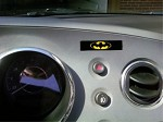 Air Bag Light Cover With Graphics