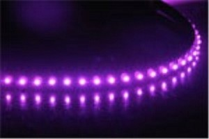 Purple Led Light Option