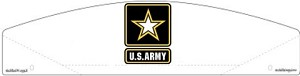 Screen Designs/ US Army Star Emblem
