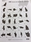 Cat Etchings