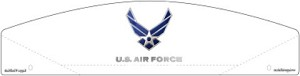 Screen Design/ Air Force Logo